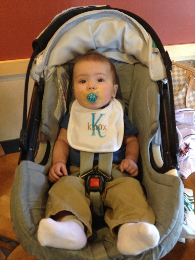 Love, GG Baby Knox