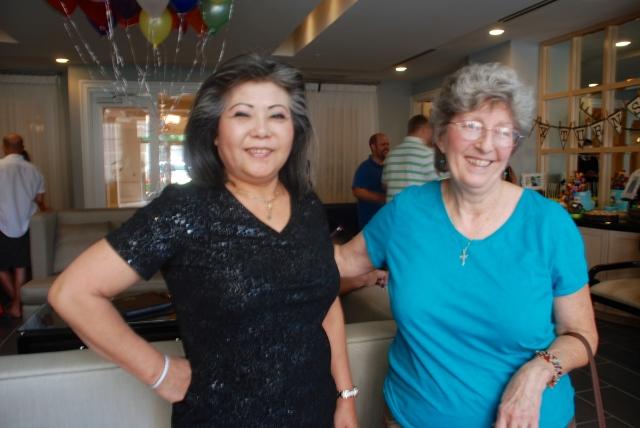 Nana and GGMa!