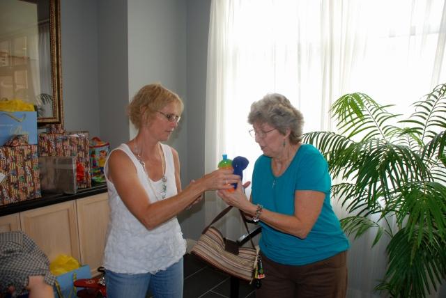 Grandma and GGMa!