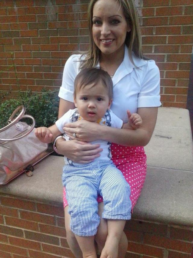Kristin and me!!